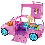 Polly Pocket Cruisin Pet Spa Vehicle