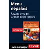 Menu népalais - A table avec les Grands Explorateurs