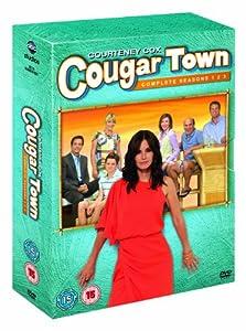 Cougar Town - Season 1-3 [DVD]