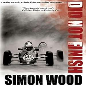 Did Not Finish: An Aidy Westlake Mystery, Book 1 | [Simon Wood]