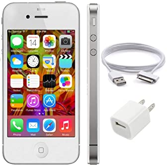 Use Straight Talk's Verizon network access with this WHITE Straight Talk Ready Verizon iPhone 4 8GB. Retail box is not included. Ready to activate on Straight Talk's $45 Unlimited Talk, Text and Web Plan! Verizon iPhone set up for use on Straight Tal...