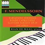 Preludes and Fugues (6) op.35 Mendelssohn