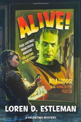 Image of Alive! (Valentino Mysteries)