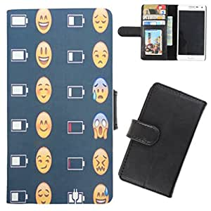 DooDa - For Karbonn A9+ PU Leather Designer Fashionable Fancy Flip Case Cover Pouch With Card, ID & Cash Slots And Smooth Inner Velvet With Strong Magnetic Lock