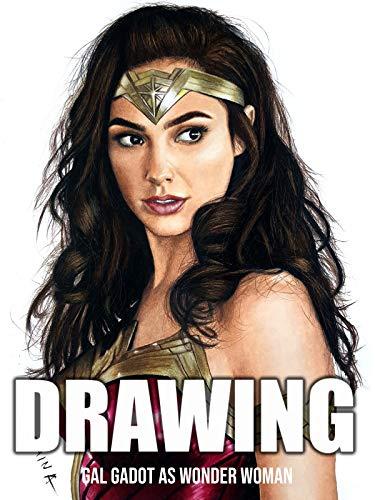 Clip: Drawing Gal Gadot as Wonder Woman on Amazon Prime Video UK