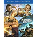The Golden Compass / Inkheart / Journey to the Center of the Earth (Triple Feature) [Blu-ray]