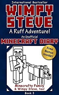 Minecraft Diary: Wimpy Steve Book 3:…