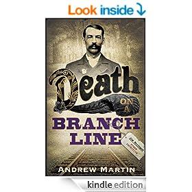 Death on a Branch Line (Jim Stringer Steam Detective 5)