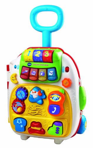 VTech Roll and Learn Activity Suitcase Picture