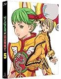 TIGER&BUNNY(タイガー&バニー) 5 (初回限定版) [Blu-ray]