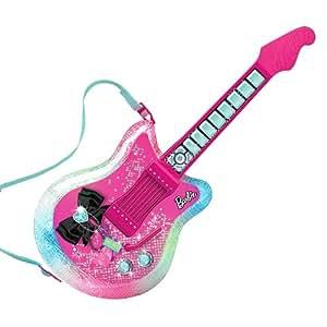 Kid Designs Barbie Dazzling Diva Guitar