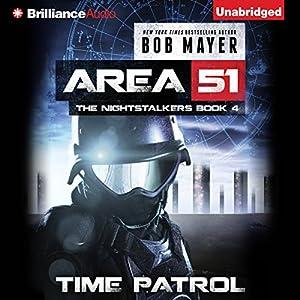 Time Patrol Audiobook
