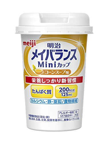メイバランスミニCコーンスープ 125ml×12