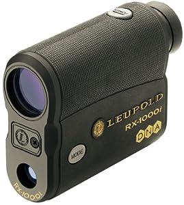 Leupold 112178 RX-1000I W/DNA Black Rangefinder Compact 6X