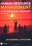 img - for Human Resource Management: A Contemporary Approach book / textbook / text book