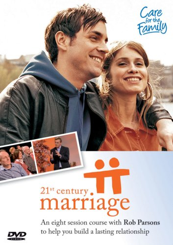 Rob Parsons: 21st Century Marriage [DVD]
