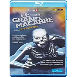 Le Grand Macabre [Blu-ray]