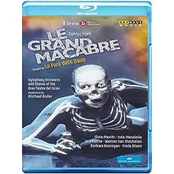 Le Grand Macabre [Blu-ray]