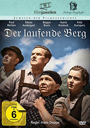 Der laufende Berg - Die Ganghofer Verfilmungen (Filmjuwelen)