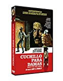 Cuchillos para Damas Sentencia Silenciosa 1974 DVD A Knife for the Ladies