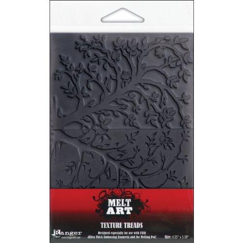 Ranger SUT-34773 Melt Art Texture Tread, Leafy Branches