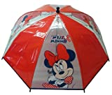 Disney Minnie Mouse Red Dome Umbrella
