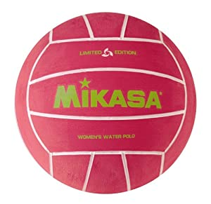 Mikasa Women's Water Polo Game Ball (Pink)