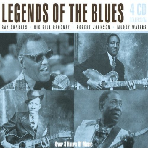 Ray Charles - Legends Of Blues - Cd4 - Zortam Music
