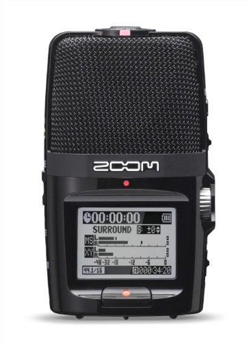 Zoom H2n Handy Recorder inc 2GB SD Card and Wavelab LE
