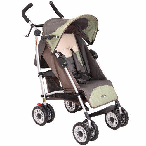 Mia Moda Veloce Lightweight Stroller, Mint Java
