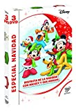 DUOPACK  3dvds NAVIDEÑO MICKEY & FRIENDS