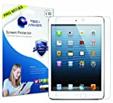 Tech Armor Pro Series DuraClear 8H Hardness HD Clear Screen Protector for iPad mini Tablet (SP-8HHD-APL-MID-1)