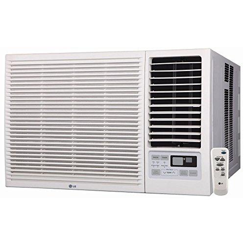 LG Electronics LW1214HR 12000 BTU 230V Window-Mounted Room Air ...