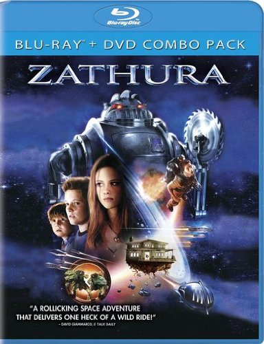 Blu-ray : Zathura (With DVD, , Dubbed, Dolby, AC-3)