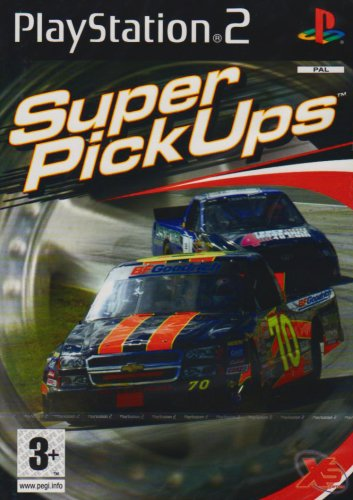 super-pick-ups-ps2-import-anglais