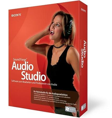 Sony Sound Forge Audio Studio 9