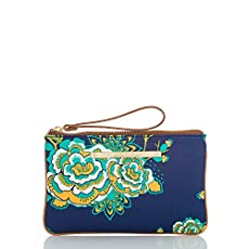 Sally Wristlet<br>Navy Belize