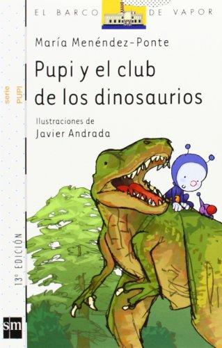 PUPI Y EL CLUB DE LOS DINOSAURIOS descarga pdf epub mobi fb2