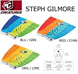 2014 CREATURES【クリエイチャー】 デッキパッド STEPHANIE GILMORE ステファニー・ギルモア 3ピース (BLU_GRN)