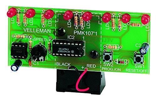 Velleman MK107 Led Running Light - 1