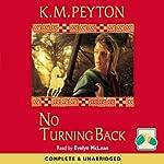 No Turning Back | K M Peyton