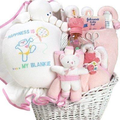 Stork Baby Gift Baskets
