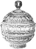 Fifth Avenue Crystal Princeton Cookie/Candy Jar with Lid
