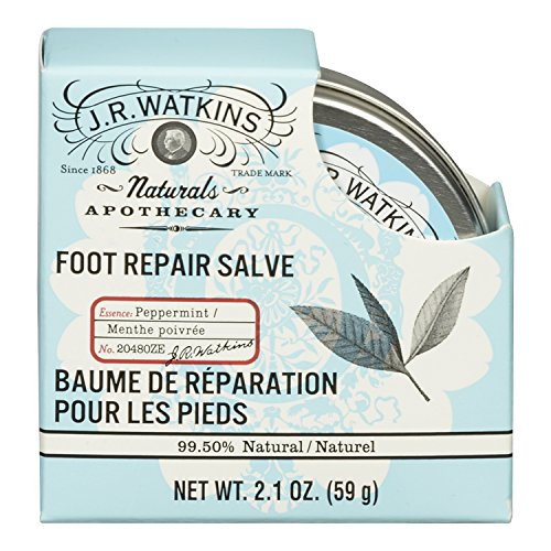 J.R. Watkins Foot Repair Salve, 2.1 Ounce