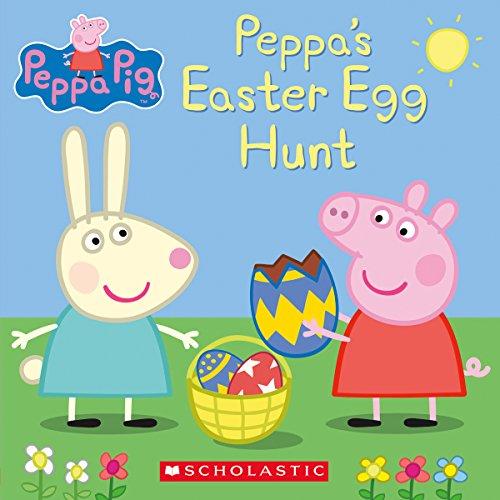 Peppas Easter Egg Hunt Peppa