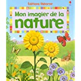 Mon imagier de la naturepar Felicity Brooks