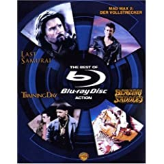 The Best of Blu-ray Disc - Action (4 Discs)