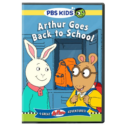Arthur Goes Back to School [DVD] [Import]