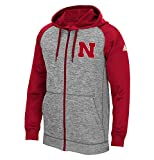 NCAA Men's Primary Logo Embroidered Climawarm Team Issue Full Zip Hood