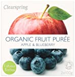 Clearspring Organic Apple and Blueber...